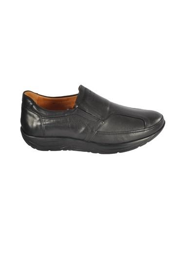 Ayakmod 505 Kahve Erkek Günlük Ayakkabı Siyah